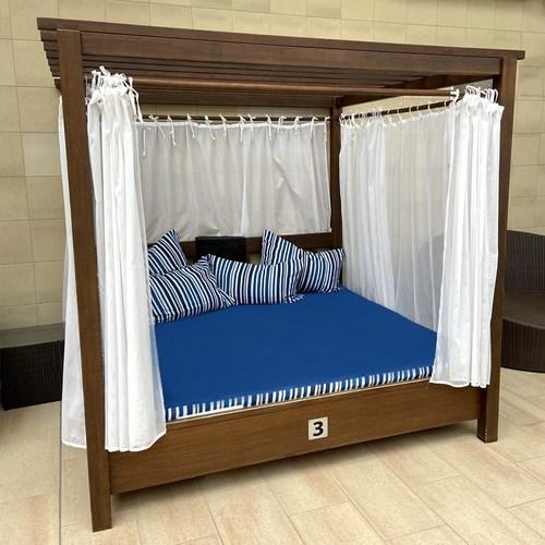 Family Bed - Paradise terrace 9.10.2020
